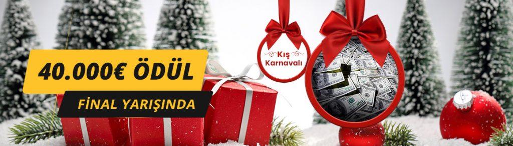 mobilbahis yeni yıldan 40.000 euro ödül dağıtıyor.