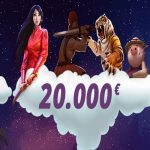 mobilbahis sitesi slot turnuvasında 20.000 euro ödül veriyor.